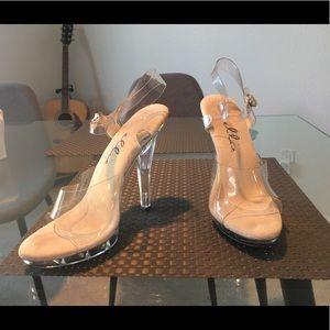 Ellie shoes women's M Brook platform so 7